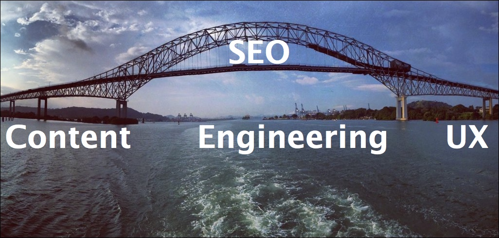 Bridge Content Tech UX SEO