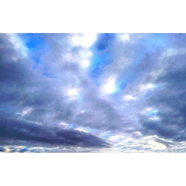 Storm Clouds Passing (edit)