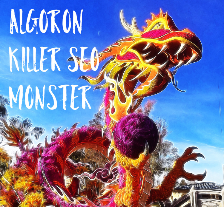 Algoron: Killer SEO Monster