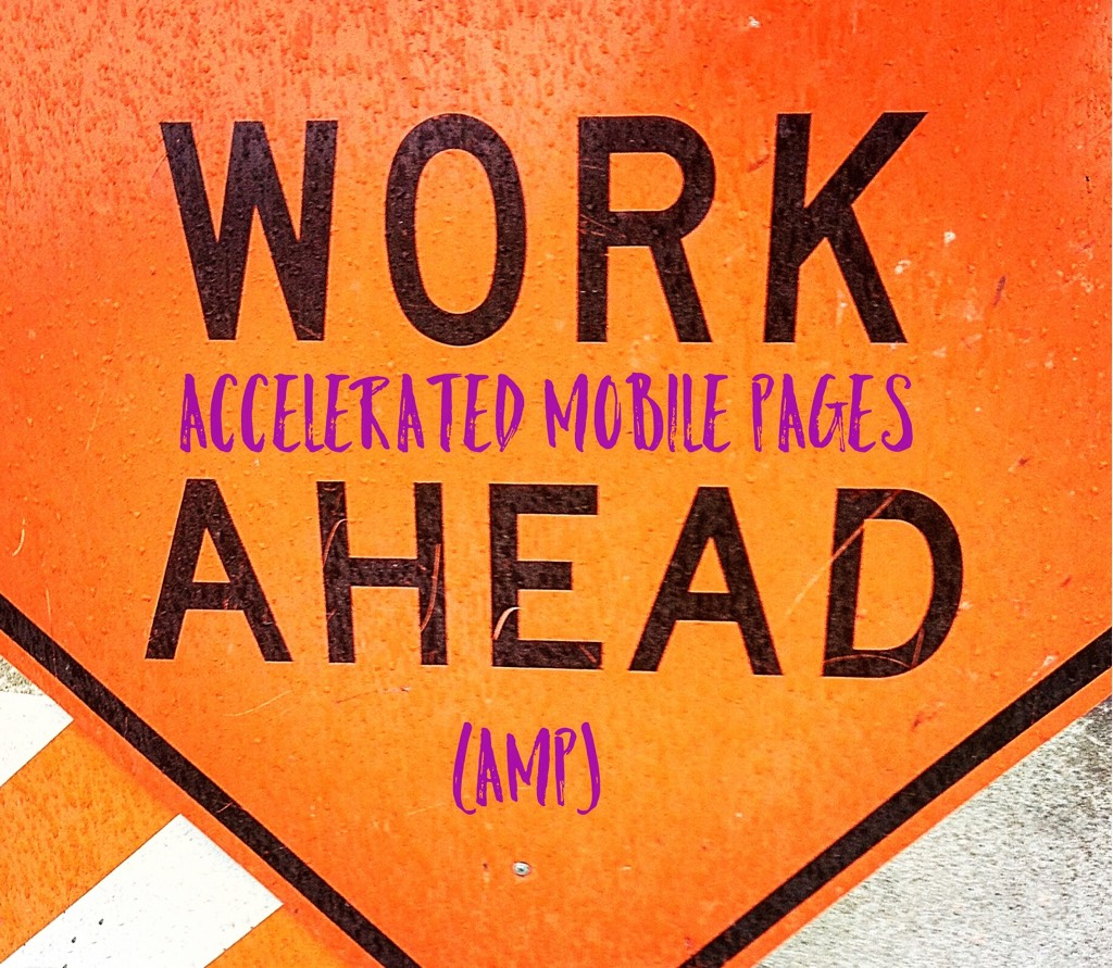 Work Ahead Accelerated Mobile Pages