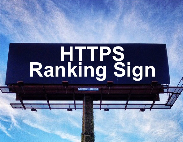 https Ranking Sign