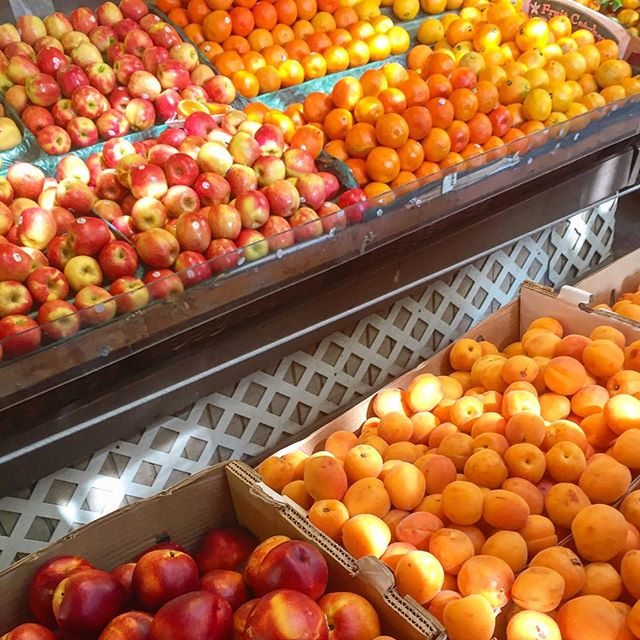 Farmers Market Fruit Stand Selection - Reality SEO