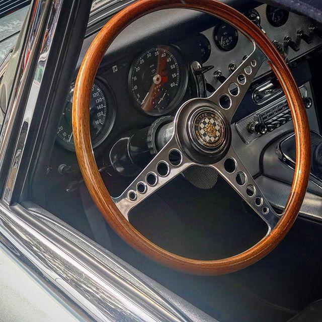 Vintage Jaguar Wooden Steering Wheel Mv Cars Reality Seo