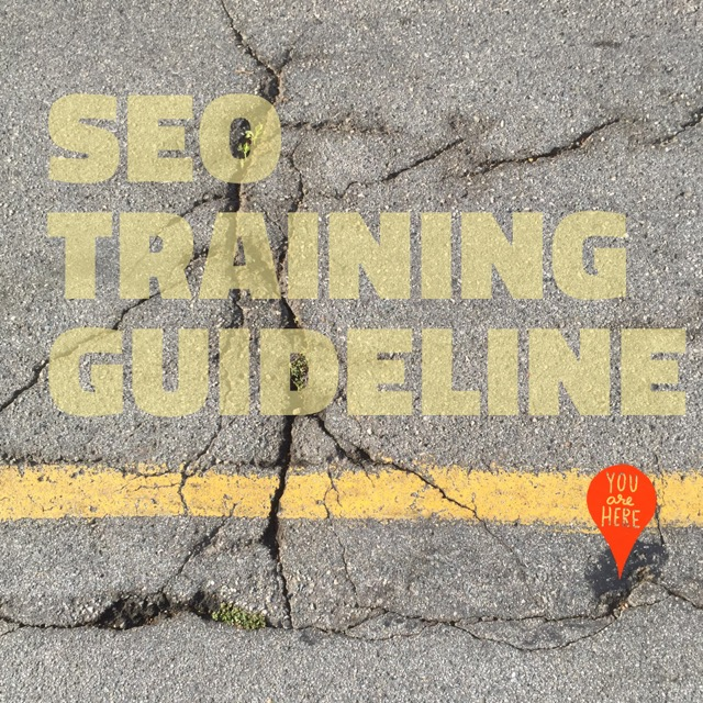 SEO training guideline
