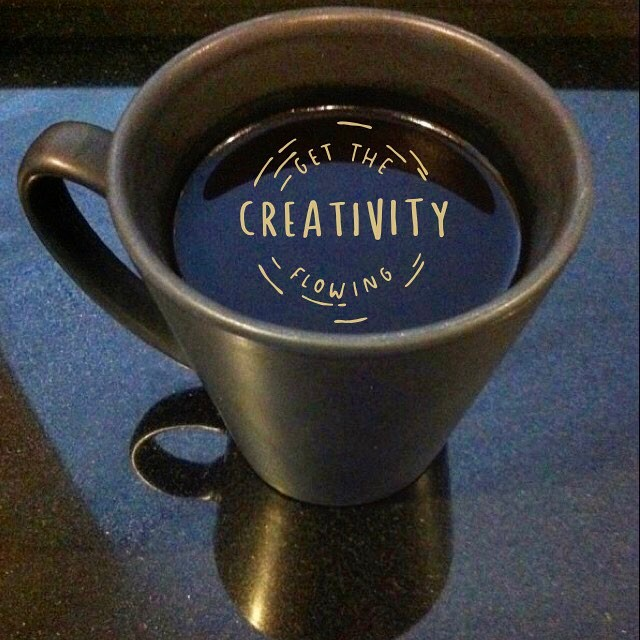 Cup of Creativity Coffee