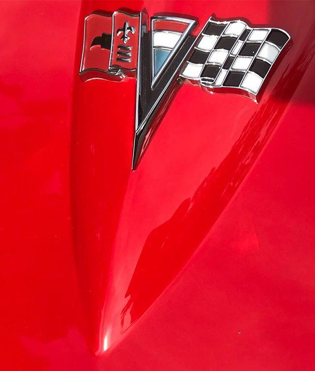 1963 Corvette Insignia